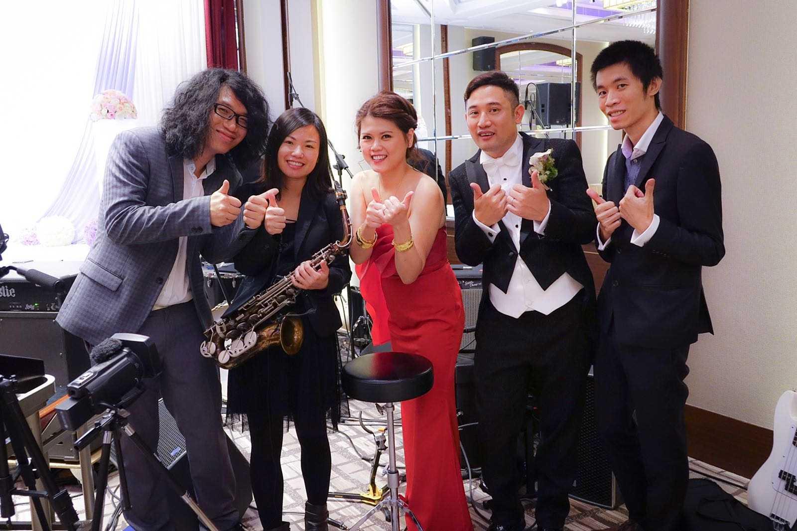 Wedding Live Band Hong Kong